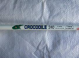 Штекерное удилище Crocodile 240