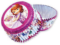 Корзинка для кекса принцесса Софи 24 1502-3263