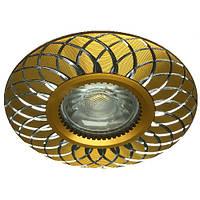 Встраиваемый светильник Feron GS-M888 цвет золото