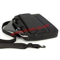 "Сумка для ноутбука Tucano 15.6"" or MB Pro 17"" Dritta Slim bag Polyester (Black) (BDR15)"