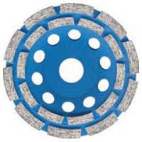 S&R 242978125 Алмазная шлифовальная чашка S&R 125 мм