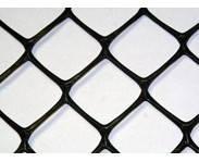 Заборная решетка 3-40-15/25м, сетка пластиковая для забора, фото 2