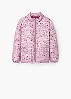 Курточка MANGO для девочек, 3-4 года (Маломерит)