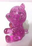 """Кристаллический пазл 3D """"Медвежонок"""" жёлтый, фото 2"""