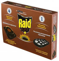 Ловушки приманки для(от) тараканов Raid Max