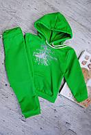 Удобный детский спортивный костюм