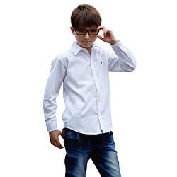 Детские рубашки, длинный рукав