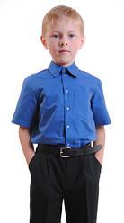 Детские рубашки, короткий рукав