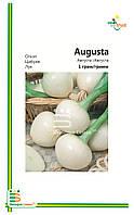Семена Лука Августа (озимый)1гр(мелкая фасовка)