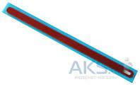 Aksline Нижняя торцевая панель Sony C6503 Xperia ZL Red