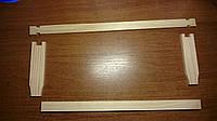 Рамки для ульев Полурамки (435х145)