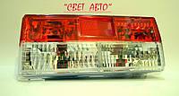Задний фонарь на ВАЗ 2105 с платой (стиль Хрусталь) левый фонарь., фото 1