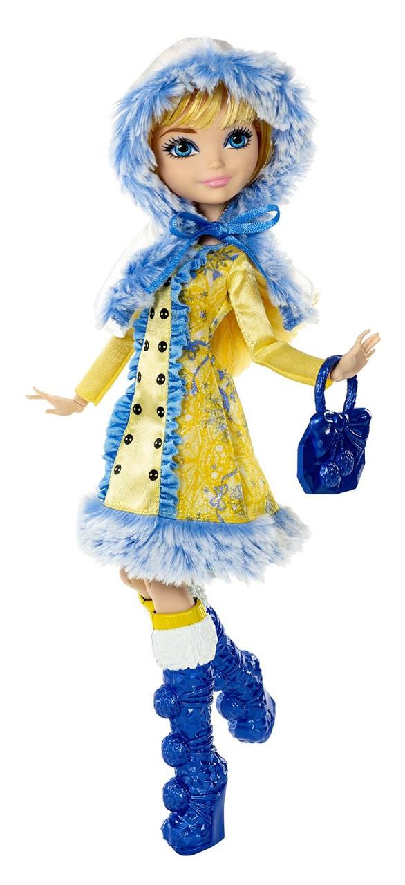 Кукла Эвер Афтер Хай Блонди Локс серия Эпическая Зима Epic Winter Blondie Lockes Doll