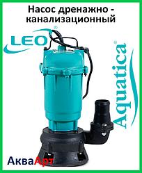 Насос дренажно-канализационный WQD10-8-0.55 Aquatica