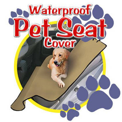 Накидка на заднее сиденье Pet seat cover, фото 2