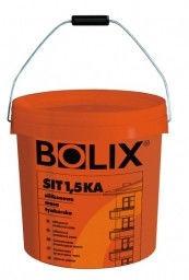 Штукатурка силиконовая BOLIX SIT 1,5 KA, 30кг