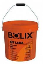 Штукатурка силіконова BOLIX SIT 1,5 KA, 30кг