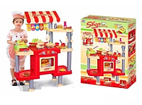 Детская кухня - ресторан M 0392 с кассовым аппаратом