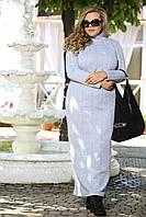 Женское платье Мэрил стежка (48-72)