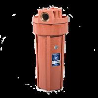 Двухэлементные корпуса фильтров для горячей воды