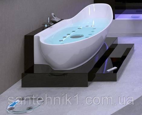 Установка ванны с гидромассажем, фото 2