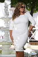 Женское Платье Блэк стежка (48-72)