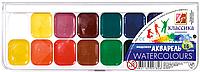 Набор акварельных красок Классика 16цв, Луч