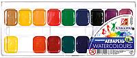 Набор акварельных красок Классика 18цв, Луч