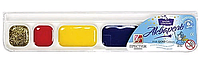 Набор акварельных красок Классика 6цв, Луч