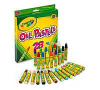 Пастель масляная Crayola, в наборе 28 цветов, Крайола
