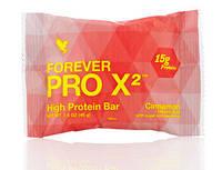 Форевер ПРО ИКС² (корица) - Протеиновый батончик-Контроль веса, укрепление мышц