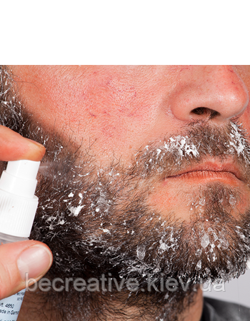 Эффект льда, инея WACHS-EISSPRAY