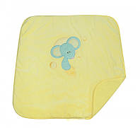 Детское одеяло велюровое Мой мышонок Тигрес ВО-0018