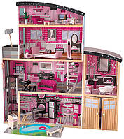 Кукольный домик Barbie Sparkle Mansion KidKraft 65826