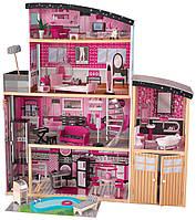 Кукольный домик Barbie Sparkle Mansion KidKraft 65826