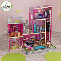 Кукольный домик с баcейном Luxury KidKraft 65833