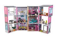 Кукольный домик Contemporary Deluxe Townhouse KIDKRAFT 65883 *