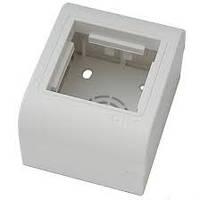 Коробка распаячная Makel без крышки белый Арт.(10034)