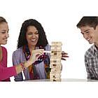 Настольная игра Дженга. Оригинал Hasbro A2120, фото 6