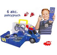 Машинка Полицейский Фургон с аксессуарами Dickie 3716005 Dickie Toys