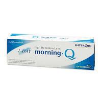 Однодневные контактные линзы повышенного комфорта Morning Q 1-DAY (уп. 30 шт)