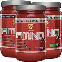 Аминокислоты Amino X Яблоко BSN 435 гр