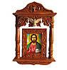 """Киот резной """"Иисус Христос"""""""