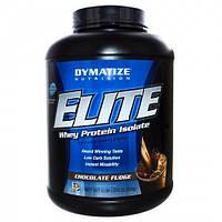 Протеин Elite Whey Мокко Dymatize 2,27 кг