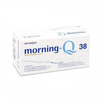 Трёхмесячные контактные линзы высокой чёткости зрения Morning Q 38  (1 шт)