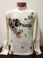 Детская одежда оптом Свитер нарядный для девочек оптом р.128-134-140-146, фото 1