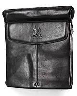 Мужская сумка De Langsa черная