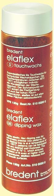 Воск погружной - елафлекс, elaflex dipping wax, 130г NaviStom