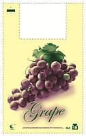 Пакет майка 29*47 Виноград 250шт/уп