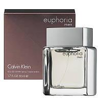 Calvin Klein Euphoria Men, Объем 50 мл